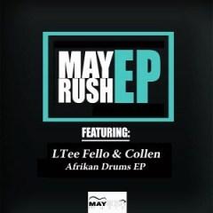 LTee Fello X Collen - Afrikan Drums
